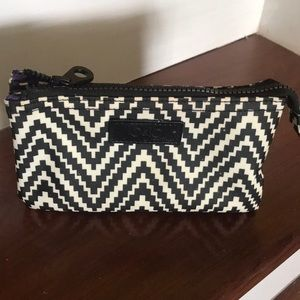Black & White Cosmetic Bag